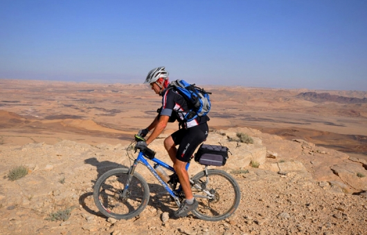 Ariel Kirtchuk - Israel Bike Trails